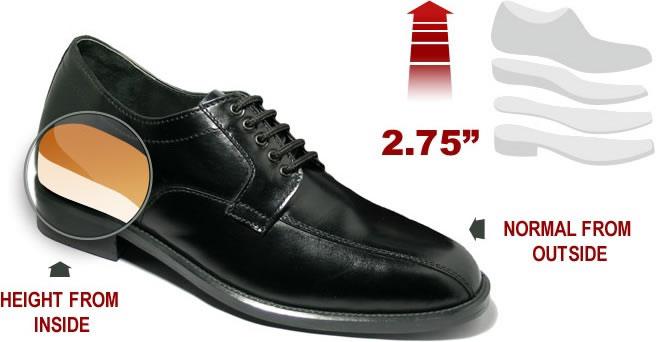 کفش افزایش قد