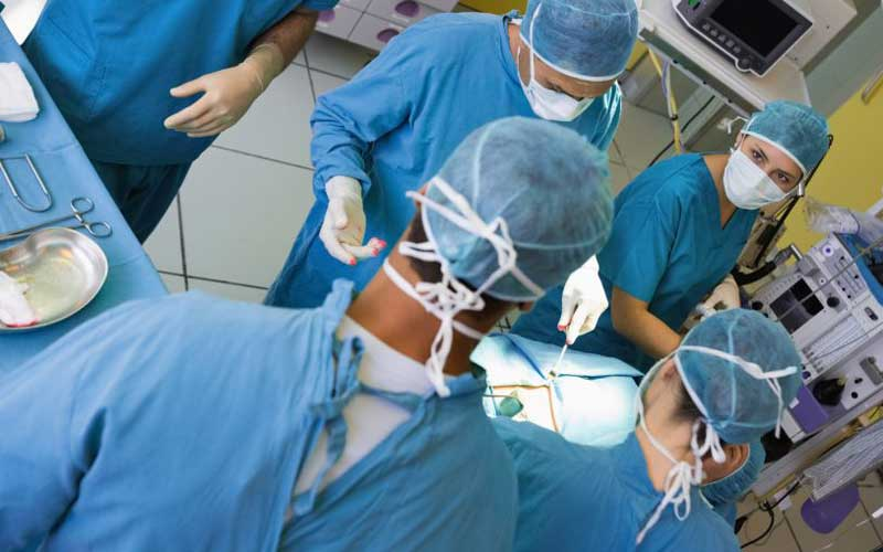 بعد از عمل جراحی دیسک کمر