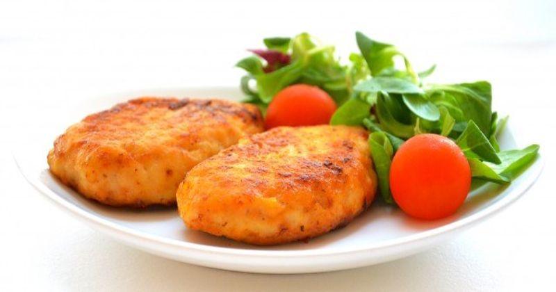 طرز تهیه غذای نونی: کتلت مرغ