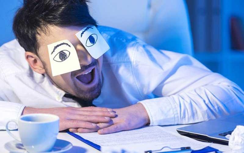 درمان کمبود خواب