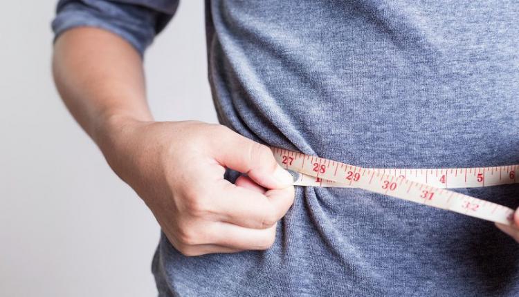 کاهش وزن و پوست شل