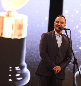 احسان کرمی - هجدهمین جشن حافظ