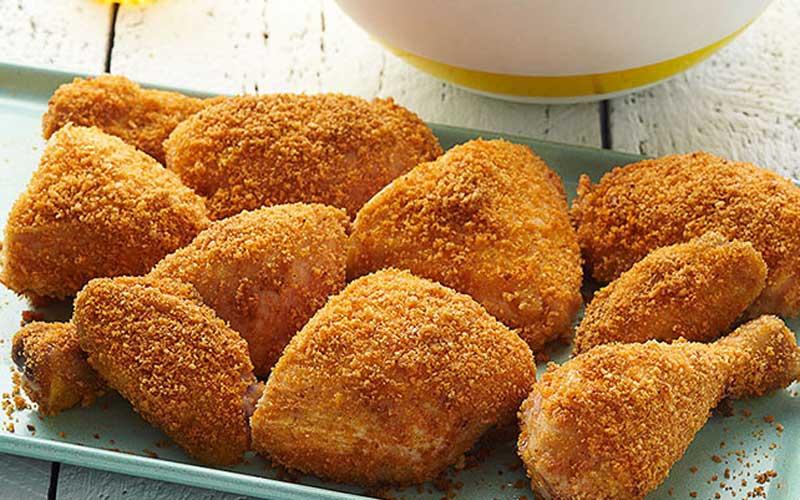 کالری مرغ سوخاری