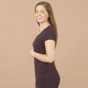 اندازه شکم در ماه دوم بارداری