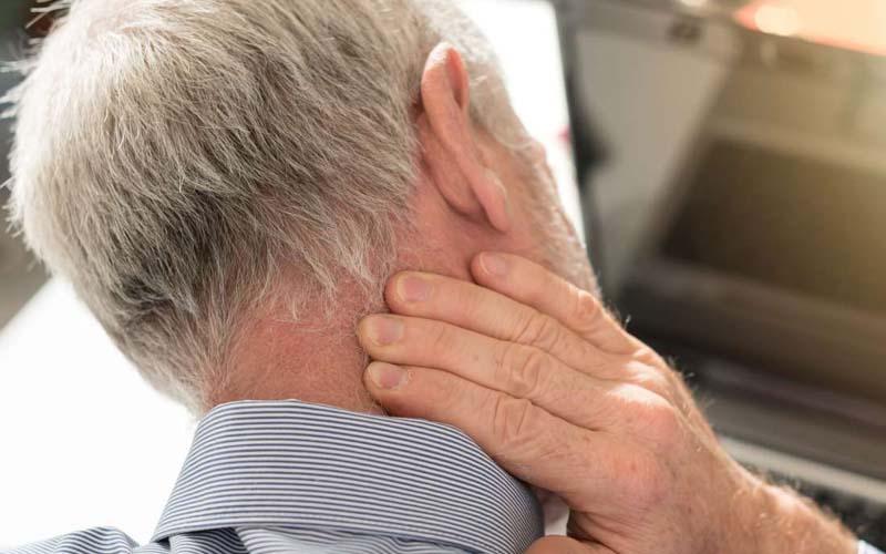 علت سردرد پشت سر