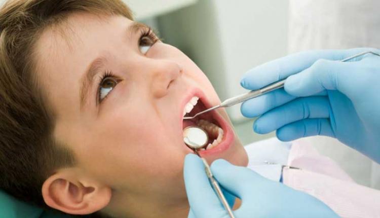 فلوراید برای دندان دندانپزشکی کودکان