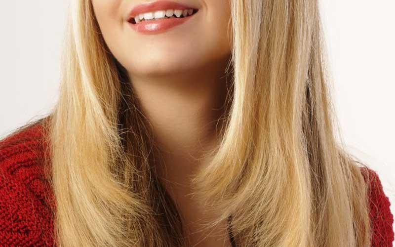 رنگ موهای مناسب پوست سفید