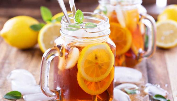 چای سرد iced tea