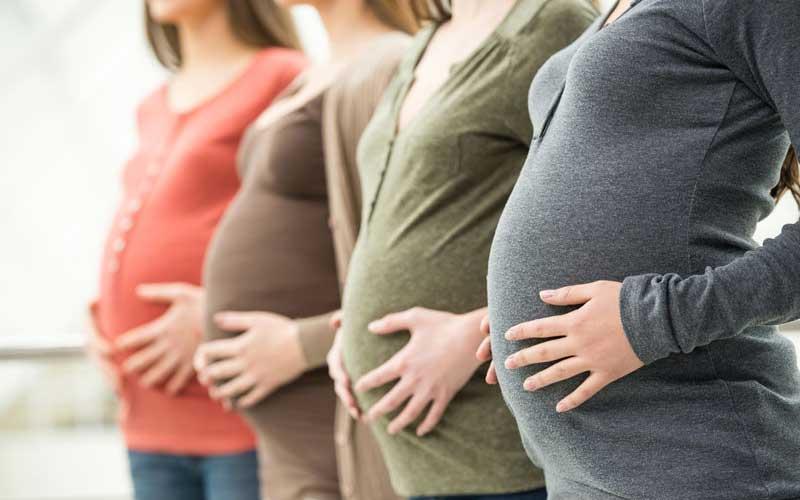 عکس هفته سی و چهارم بارداری