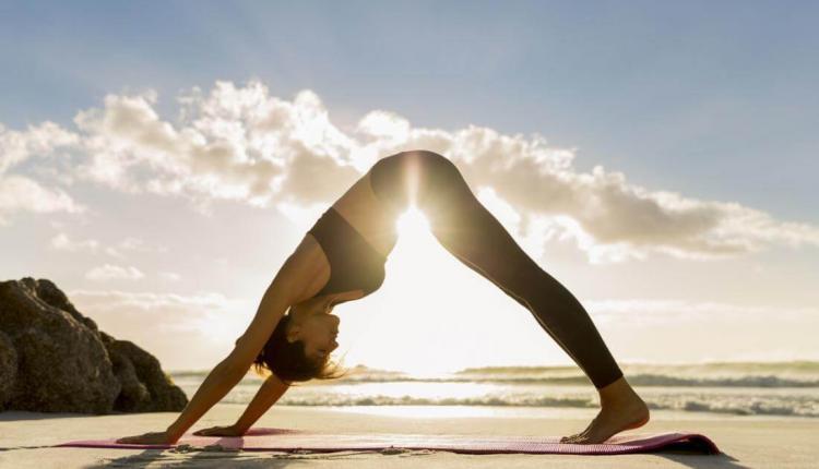 تمرینات یوگا