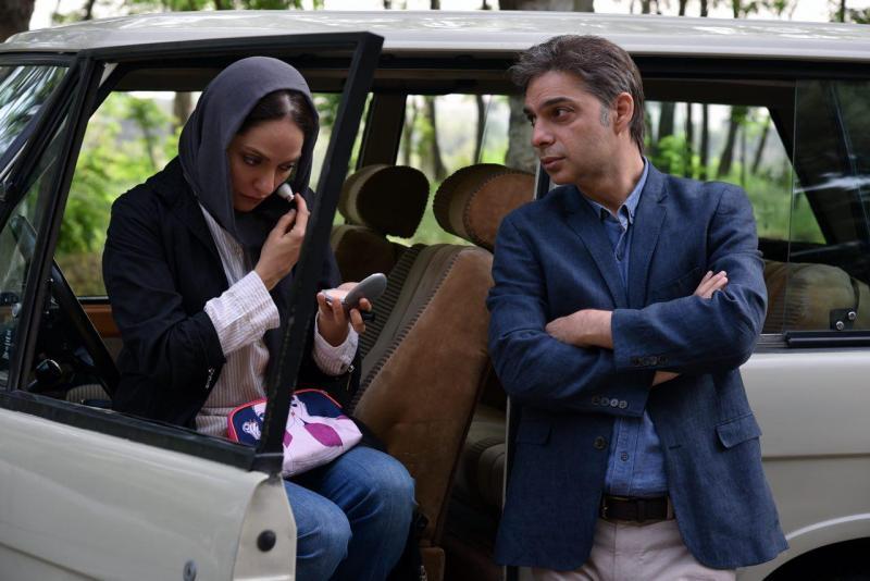 فیلم ناگهان درخت