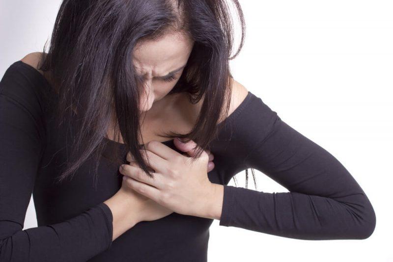 مشکلات قلبی زنان