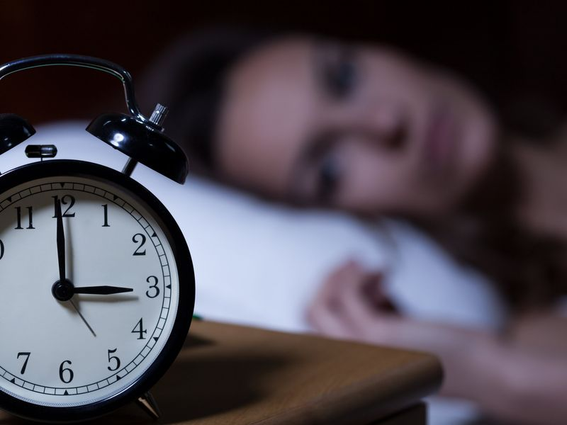 بی خوابی و سردرد صبحگاهی