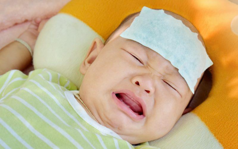 غذاهای مناسب برای کودک تب دار