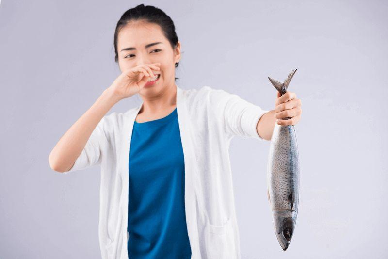 بوی ماهی واژن