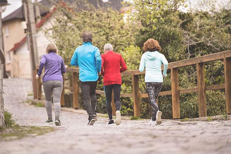 پیاده روی برای بیماران قلبی