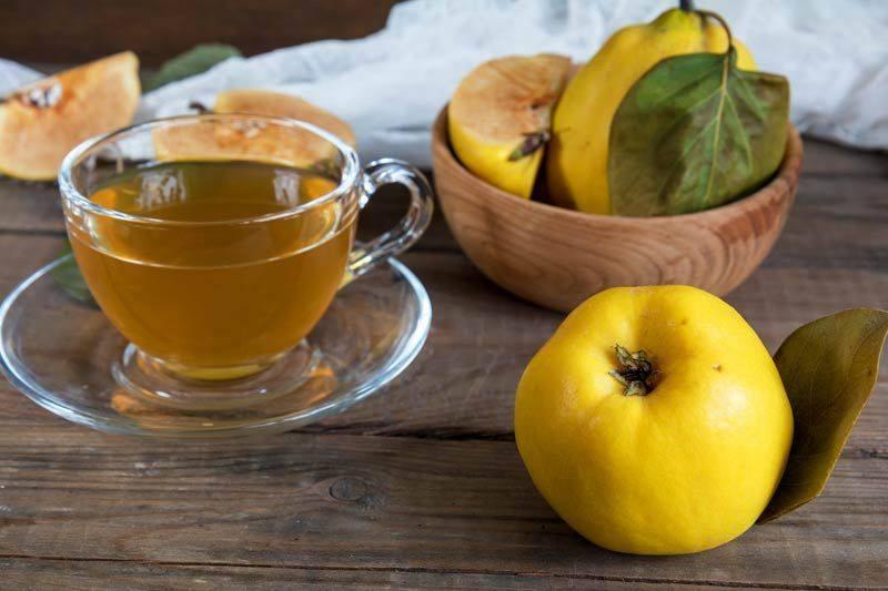 چای میوه به