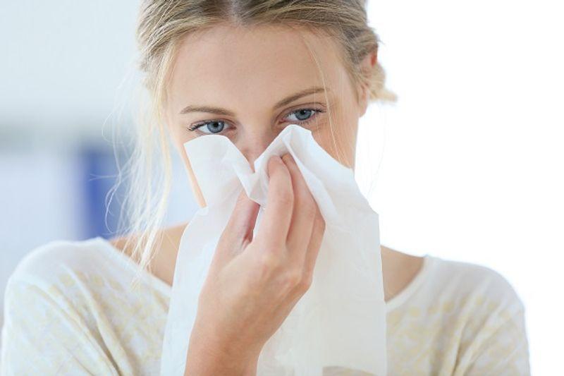 درمان سرماخوردگی با بخور