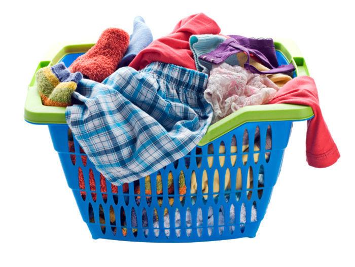 ضدعفونی کردن ماشین لباسشویی با وایتکس