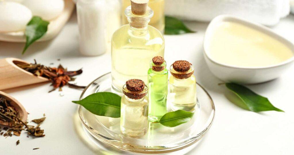 خاصیت ضد باکتری روغن درخت چای