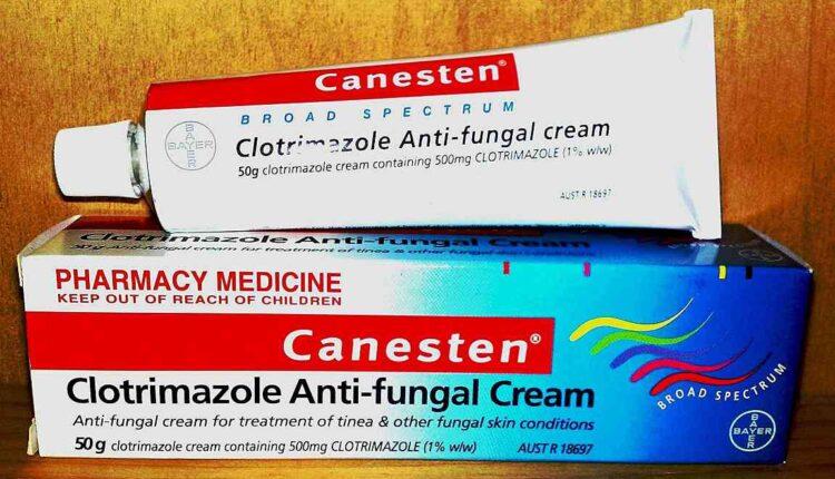 پماد ضد قارچ دستگاه تناسلی مردان کلوتریمازول