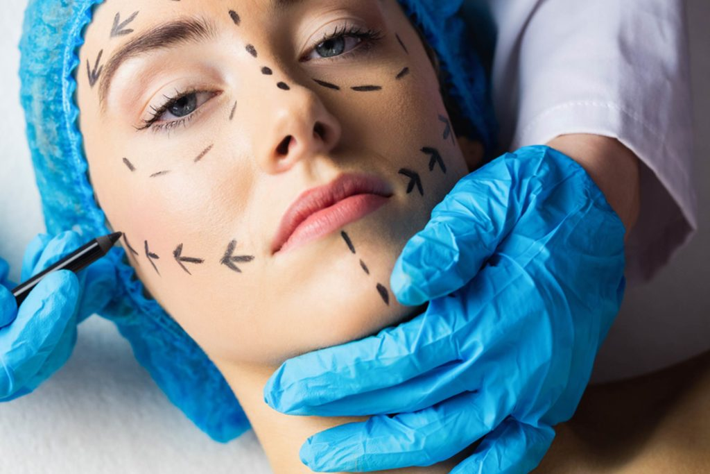 انواع جراحی چانه