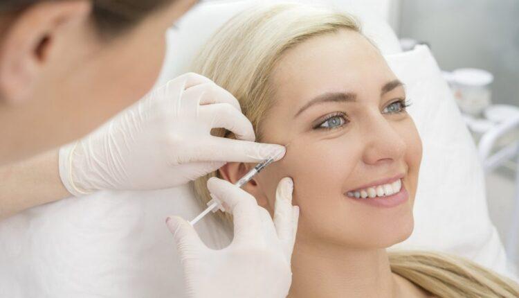 مراقبت های قبل از تزریق ژل